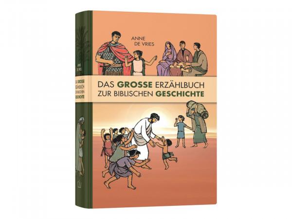 Das große Erzählbuch zur biblischen Geschichte, Vries - Buch