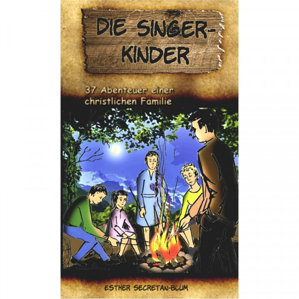 Die Singer-Kinder, Secretan-Blum - Buch
