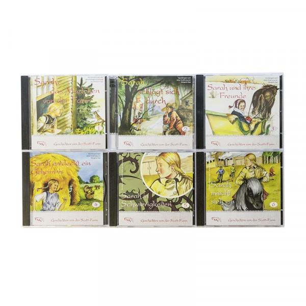 Sarah Scott - CD-Set (20961-20966)