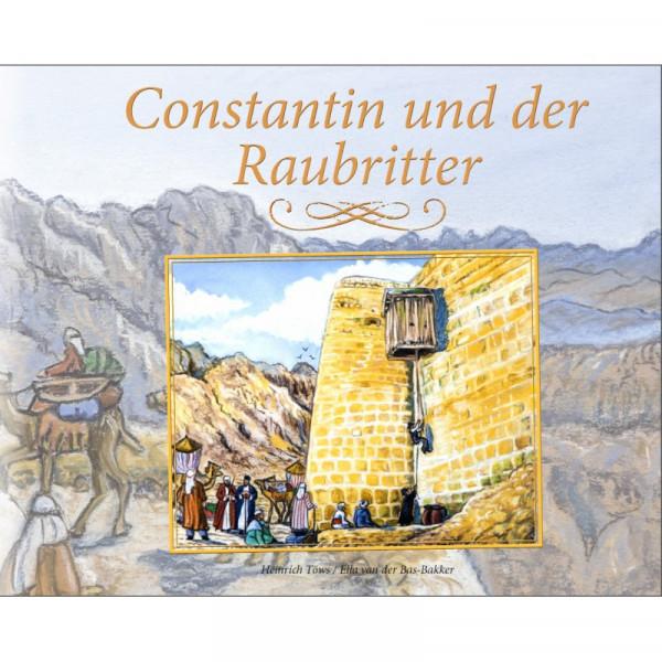 Constantin und der Raubritter, Töws - Buch