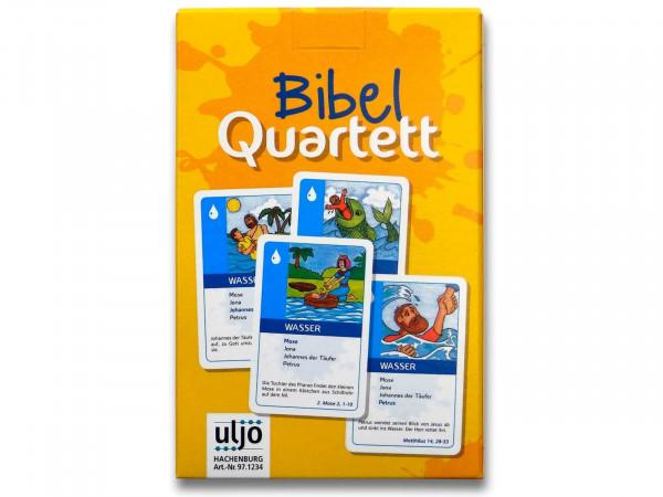 Kartenspiel - Bibel-Quartett