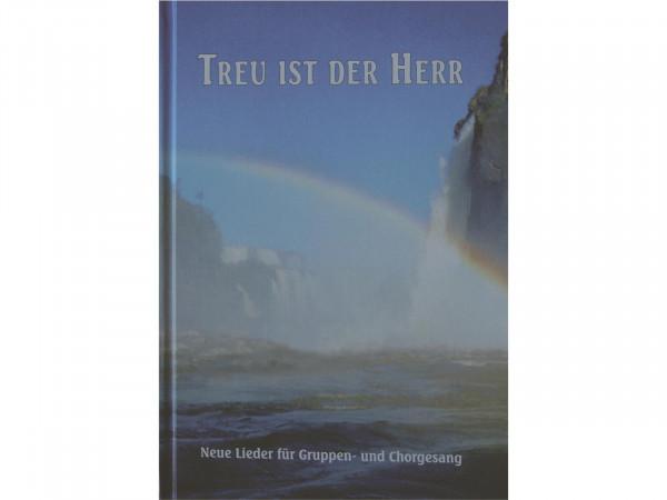 Treu ist der Herr - Liederbuch - alte Auflage