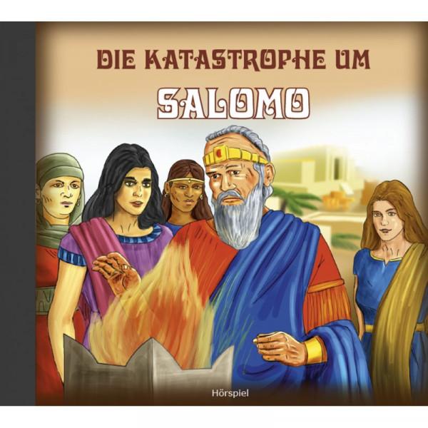 Die Katastrophe um Salomo - Hörspiel